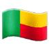🇧🇯 flag: Benin Emoji on Samsung Platform