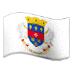 🇧🇱 flag: St. Barthélemy Emoji on Samsung Platform