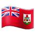 🇧🇲 flag: Bermuda Emoji on Samsung Platform