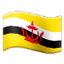 🇧🇳 flag: Brunei Emoji on Samsung Platform