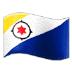 🇧🇶 flag: Caribbean Netherlands Emoji on Samsung Platform