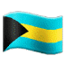 🇧🇸 Bahamas Flag Emoji on Samsung Platform