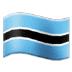 🇧🇼 flag: Botswana Emoji on Samsung Platform