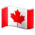 🇨🇦 flag: Canada Emoji on Samsung Platform