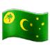 🇨🇨 flag: Cocos (Keeling) Islands Emoji on Samsung Platform