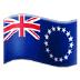 🇨🇰 flag: Cook Islands Emoji on Samsung Platform
