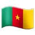 🇨🇲 flag: Cameroon Emoji on Samsung Platform