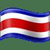 🇨🇷 flag: Costa Rica Emoji on Samsung Platform