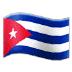 🇨🇺 flag: Cuba Emoji on Samsung Platform