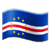 🇨🇻 flag: Cape Verde Emoji on Samsung Platform
