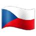 🇨🇿 flag: Czechia Emoji on Samsung Platform