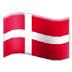 🇩🇰 flag: Denmark Emoji on Samsung Platform