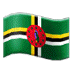 🇩🇲 flag: Dominica Emoji on Samsung Platform