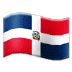 🇩🇴 flag: Dominican Republic Emoji on Samsung Platform
