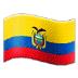 🇪🇨 flag: Ecuador Emoji on Samsung Platform