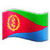 🇪🇷 flag: Eritrea Emoji on Samsung Platform