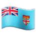🇫🇯 flag: Fiji Emoji on Samsung Platform