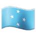 🇫🇲 flag: Micronesia Emoji on Samsung Platform