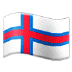 🇫🇴 flag: Faroe Islands Emoji on Samsung Platform