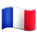 🇫🇷 flag: France Emoji on Samsung Platform