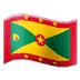 🇬🇩 flag: Grenada Emoji on Samsung Platform