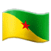 🇬🇫 French Guiana Flag Emoji on Samsung Platform