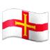 🇬🇬 flag: Guernsey Emoji on Samsung Platform