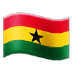 🇬🇭 flag: Ghana Emoji on Samsung Platform