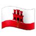 🇬🇮 flag: Gibraltar Emoji on Samsung Platform