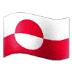 🇬🇱 flag: Greenland Emoji on Samsung Platform