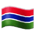 🇬🇲 flag: Gambia Emoji on Samsung Platform