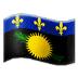 🇬🇵 flag: Guadeloupe Emoji on Samsung Platform
