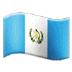 🇬🇹 flag: Guatemala Emoji on Samsung Platform