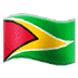 🇬🇾 flag: Guyana Emoji on Samsung Platform