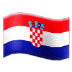 🇭🇷 flag: Croatia Emoji on Samsung Platform