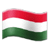 🇭🇺 Hungary Flag Emoji on Samsung Platform