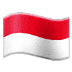 🇮🇩 Indonesia Flag Emoji on Samsung Platform