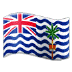 🇮🇴 flag: British Indian Ocean Territory Emoji on Samsung Platform