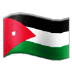 🇯🇴 flag: Jordan Emoji on Samsung Platform