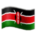 🇰🇪 flag: Kenya Emoji on Samsung Platform
