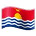 🇰🇮 flag: Kiribati Emoji on Samsung Platform