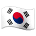 🇰🇷 flag: South Korea Emoji on Samsung Platform
