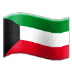 🇰🇼 flag: Kuwait Emoji on Samsung Platform