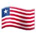 🇱🇷 flag: Liberia Emoji on Samsung Platform