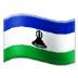 🇱🇸 flag: Lesotho Emoji on Samsung Platform