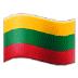 🇱🇹 flag: Lithuania Emoji on Samsung Platform