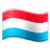 🇱🇺 flag: Luxembourg Emoji on Samsung Platform