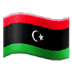 🇱🇾 flag: Libya Emoji on Samsung Platform