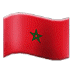 🇲🇦 flag: Morocco Emoji on Samsung Platform