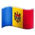 🇲🇩 flag: Moldova Emoji on Samsung Platform